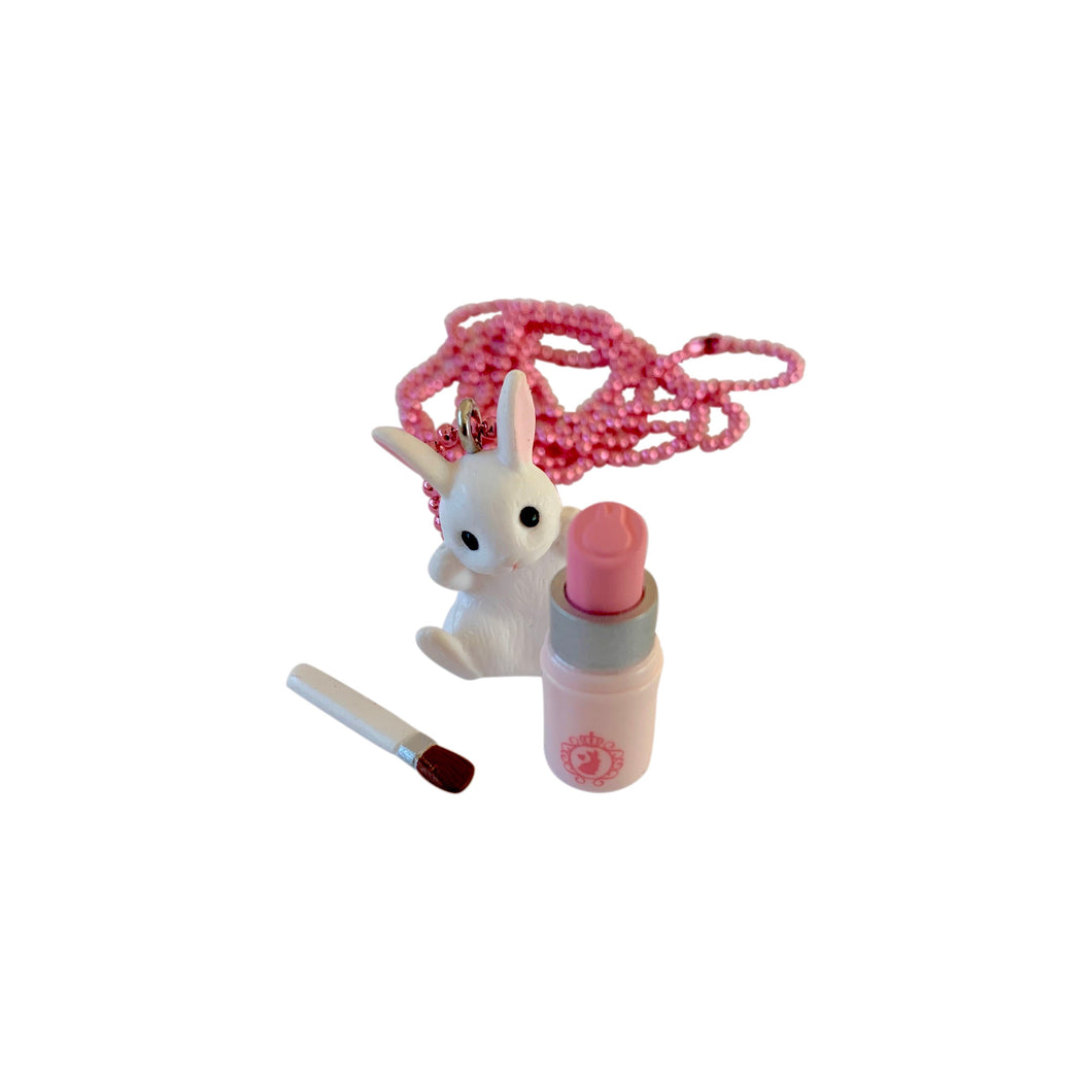 Ltd. Pop Cutie Make-up Bunny Necklaces - 6 pcs. Wholesale