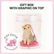 Load image into Gallery viewer, Pop Cutie Marshmallow Dog Necklaces - 6 pcs. Wholesale