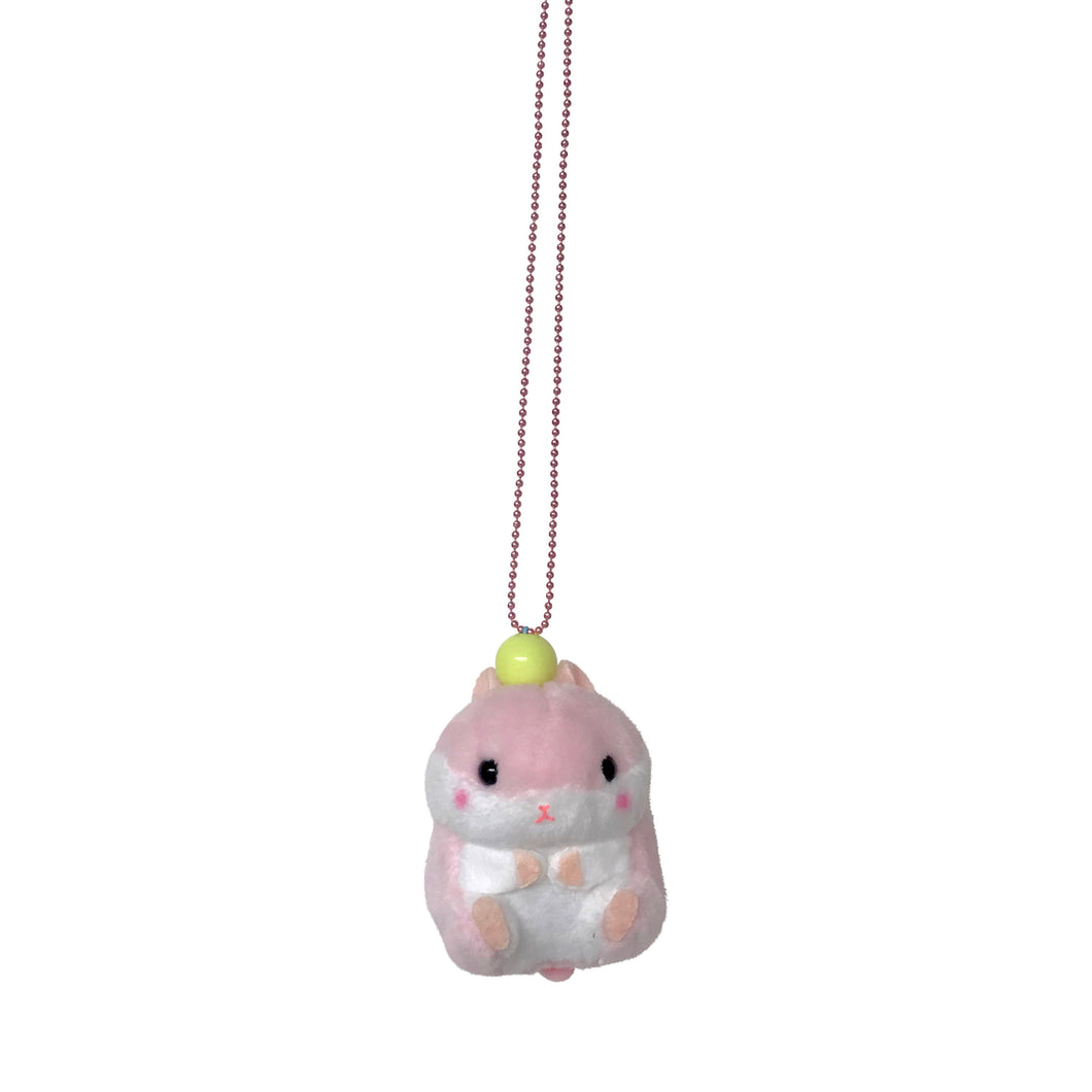 Ltd. Pop Cutie Cute Plush Necklaces Wholesale (6 Pcs)