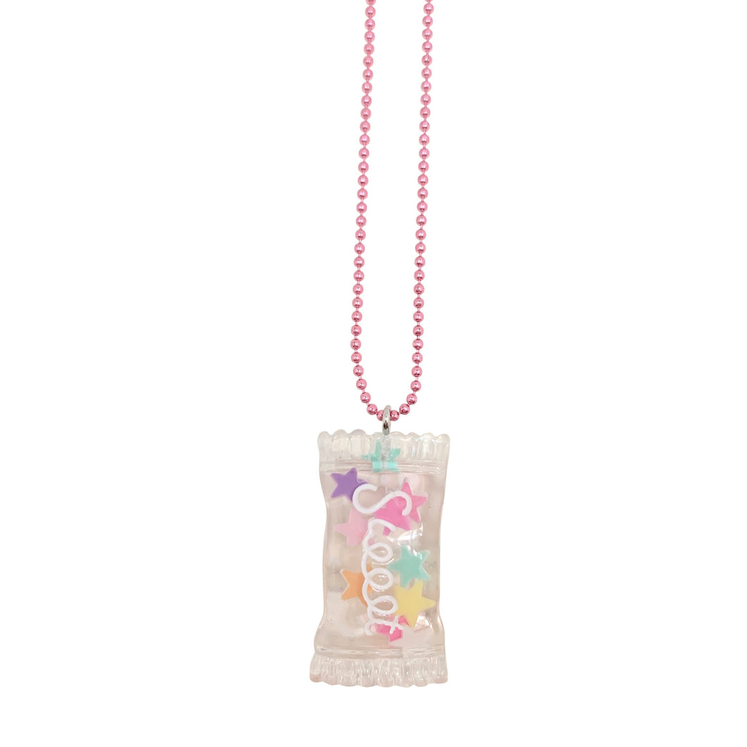 Pop Cutie Gacha Sprinkle Candy Necklaces