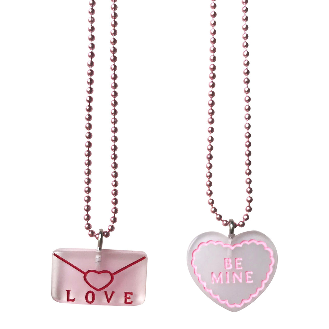 Pop Cutie Gacha Love Necklaces  - 6 pcs Wholesale