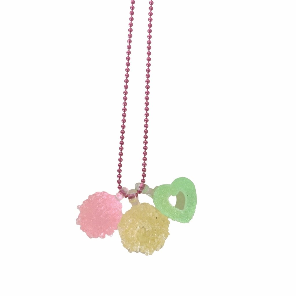 Ltd. Pop Cutie Candy Charm Necklaces - 6 pcs. Wholesale