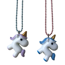 Load image into Gallery viewer, Pop Cutie Gacha Baby Unicorn Necklaces  - 12 pcs Wholesale