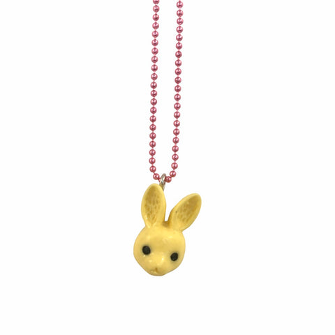 Pop Cutie Gacha Honey Bunny Necklaces