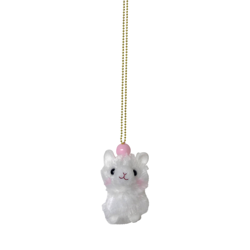Ltd. Pop Cutie Lhama Plush Necklaces Wholesale (6 Pcs)