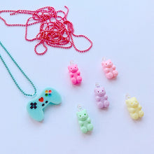 Load image into Gallery viewer, Pop Cutie Gacha Gamer Necklaces