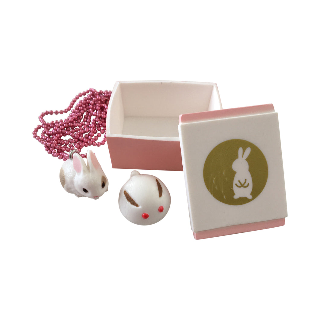 Ltd. Pop Cutie Japanese Bunny Necklaces - 6 pcs. Wholesale