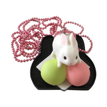 Load image into Gallery viewer, Ltd. Pop Cutie Japanese Bunny Necklaces - 6 pcs. Wholesale