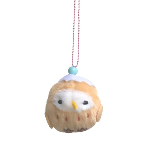 Ltd. Pop Cutie Pop-Up Plush Bird Necklaces Wholesale (6 Pcs)