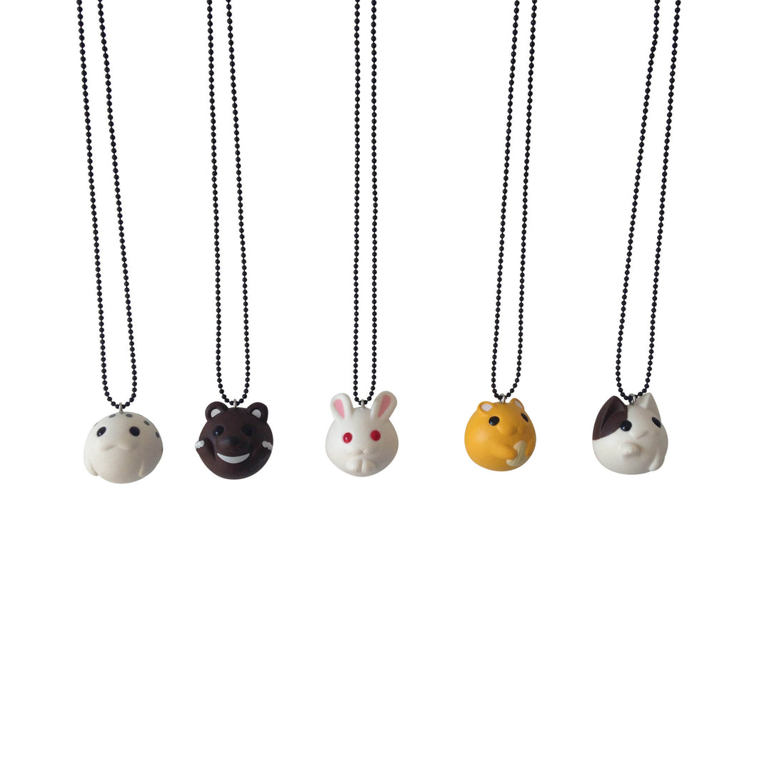 Ltd. Pop Cutie Petit Four Necklaces  - 6 pcs. Wholesale