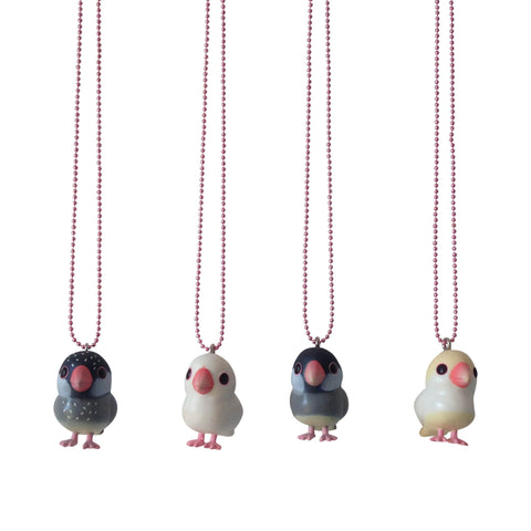 Ltd. Pop Cutie Baby Bird Necklaces - 6 pcs. Wholesale