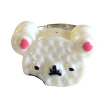 Load image into Gallery viewer, Pop Cutie Teddy Cake Ring (12 pcs) Wholesale