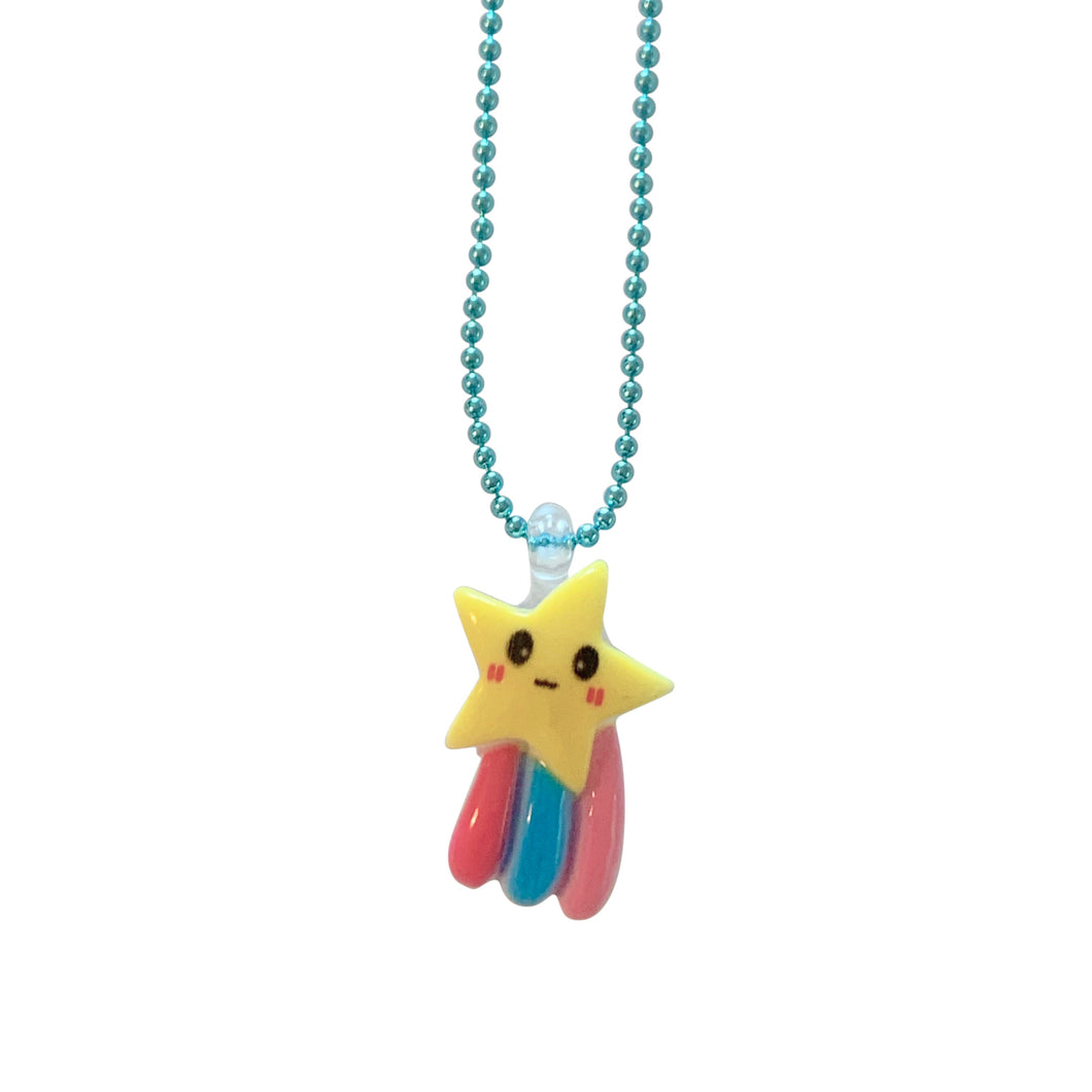 Pop Cutie Gacha Kawaii Star Ver.2 Necklaces