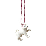 Ltd. Pop Cutie Japanese Puppy Necklaces - 6 pcs. Wholesale
