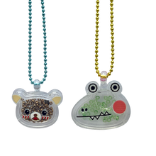 Load image into Gallery viewer, Ltd. Pop Cutie Rattling Friends Necklace