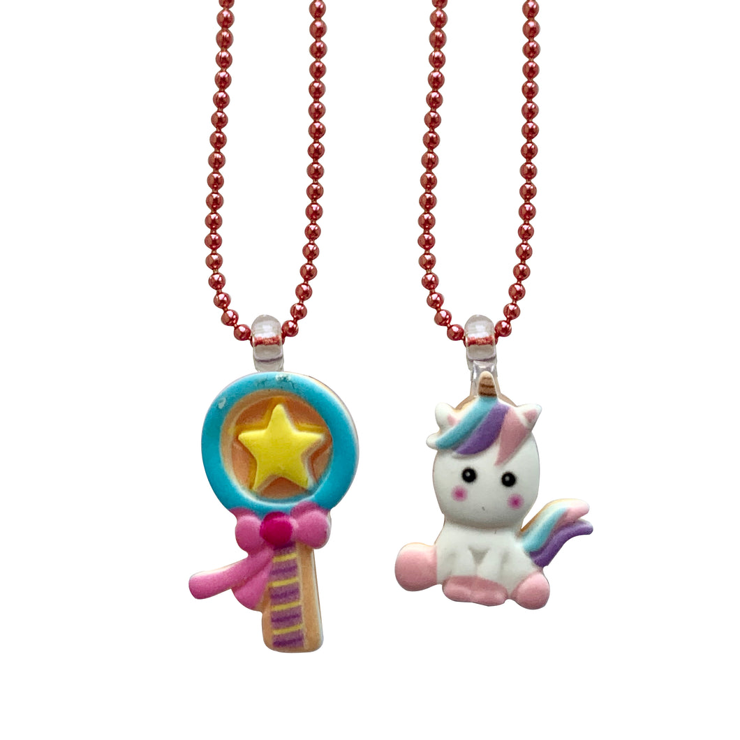 Pop Cutie Gacha Enchanted Necklaces