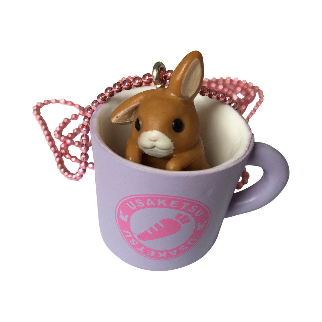 Ltd. Pop Cutie Bunny Cafe' Necklaces - 6 pcs. Wholesale