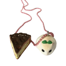 Load image into Gallery viewer, Ltd. Pop Cutie Cafe' de Ham 2 Necklaces - 6 pcs. Wholesale