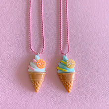 Load image into Gallery viewer, Pop Cutie Gacha Ice Cream Necklaces