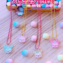Load image into Gallery viewer, Pop Cutie Gacha Candy Deer Necklaces