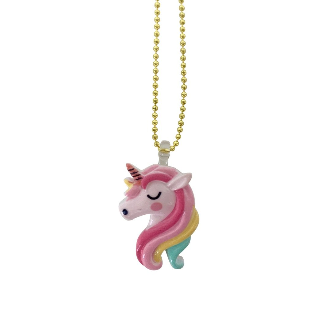 Pop Cutie Gacha Unicorn Selfie Necklaces