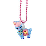 Pop Cutie Gacha Lhama Necklaces