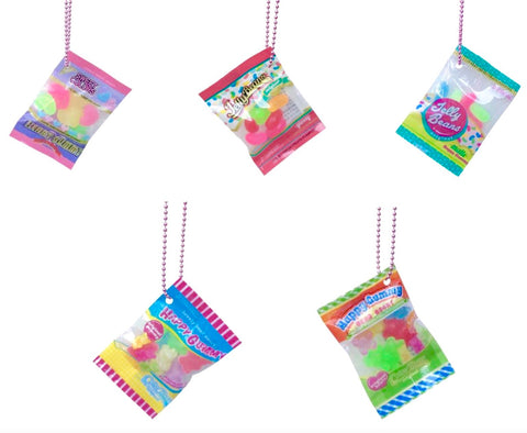 Ltd. Pop Cutie Candy Boutique Necklaces - 6 pcs. Wholesale