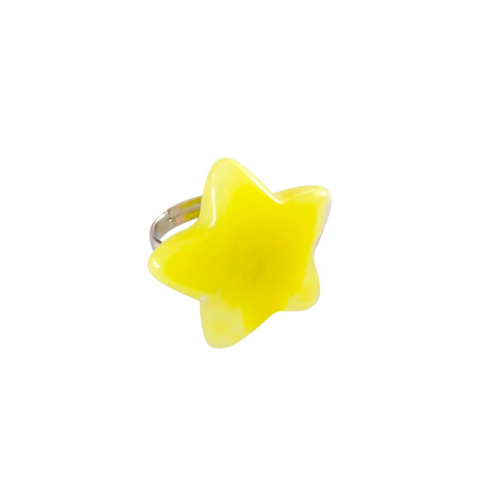 Pop Cutie Star Rings