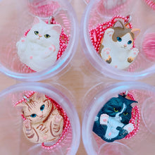 Load image into Gallery viewer, Ltd. Pop Cutie Kitty Necklaces - 6 pcs. Wholesale