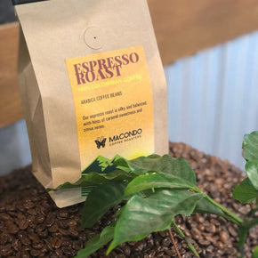 ESPRESSO ROAST – ARABICA COFFEE BEANS