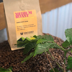 MEDIUM ROAST – ARABICA COFFEE BEANS