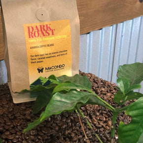 DARK ROAST – ARABICA COFFEE BEANS
