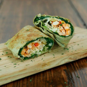House Special Wraps