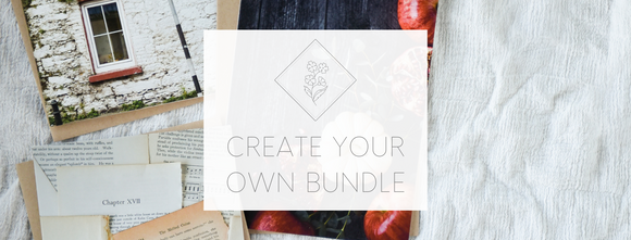Create Your Own Bundle - 6 Cards