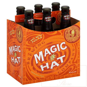 Magic Hat #9 6 Pk Bt