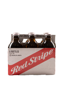 Red Stripe 6 Pk