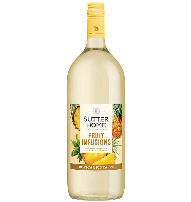 Sutter Home Infusions Tropical Pineapple 1.5