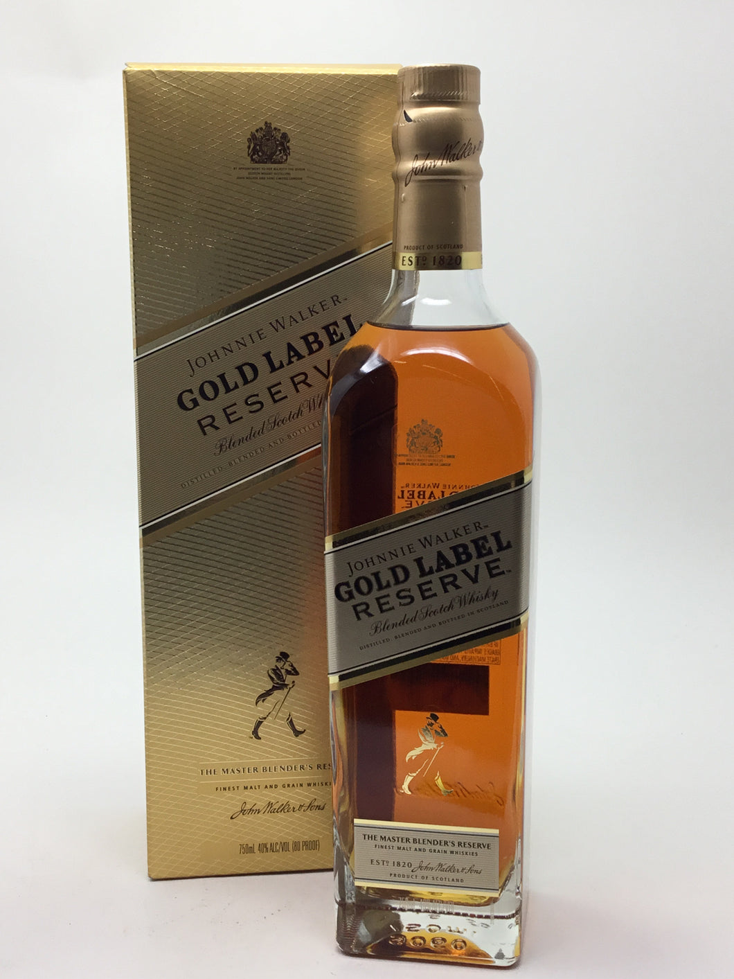 Johnnie Walker Gold Reserve 750