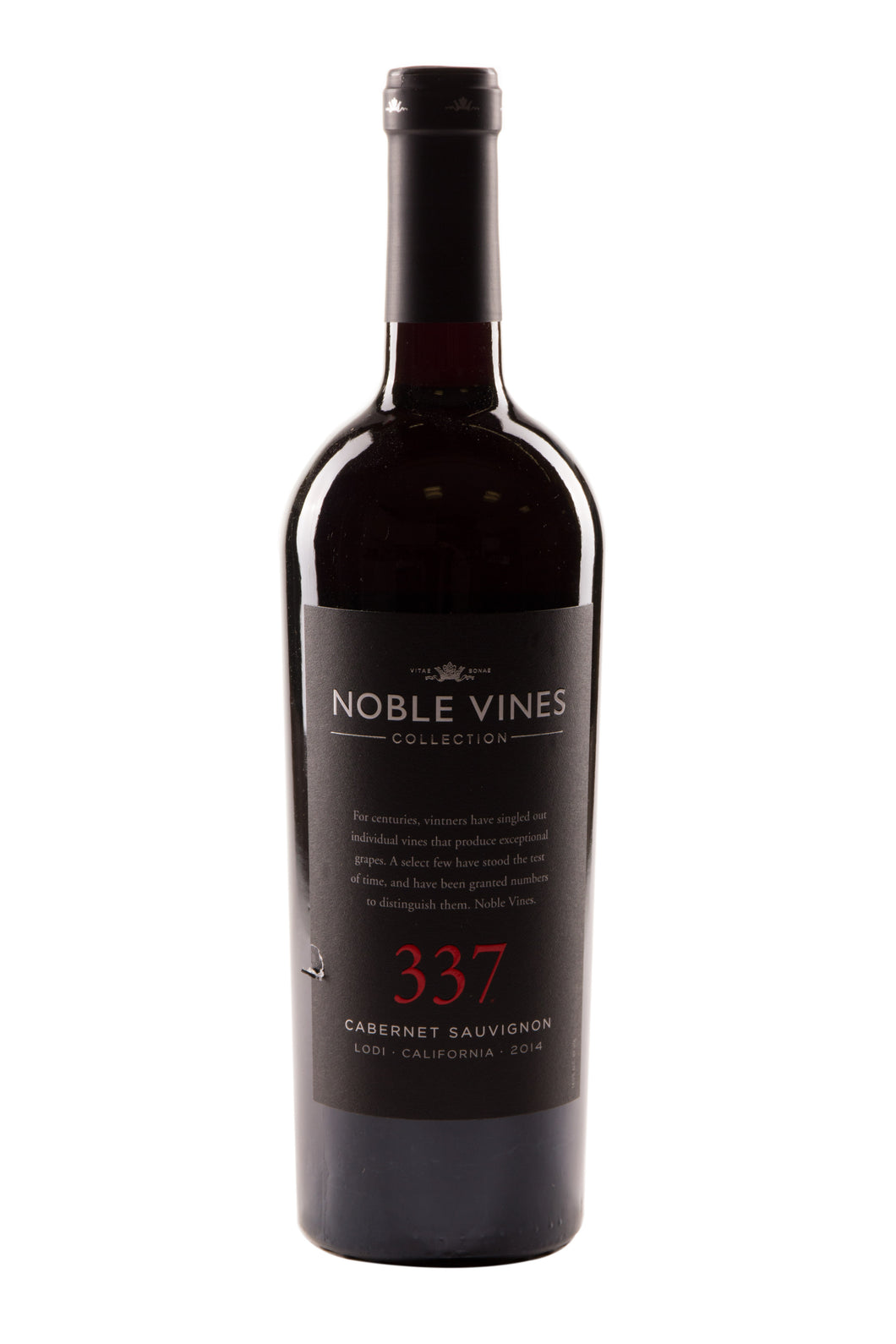 Noble Vines 337 Cabernet 750