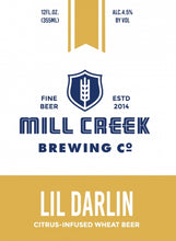 Load image into Gallery viewer, Mill Creek Lil Darlin 6Pk