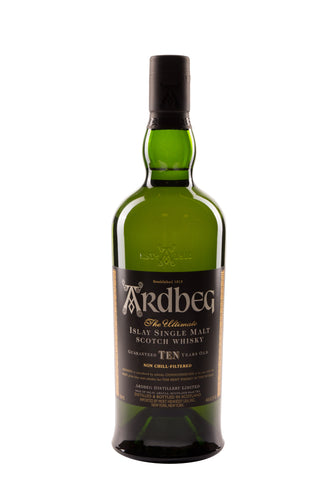 Ardbeg 10 Year Scotch 750