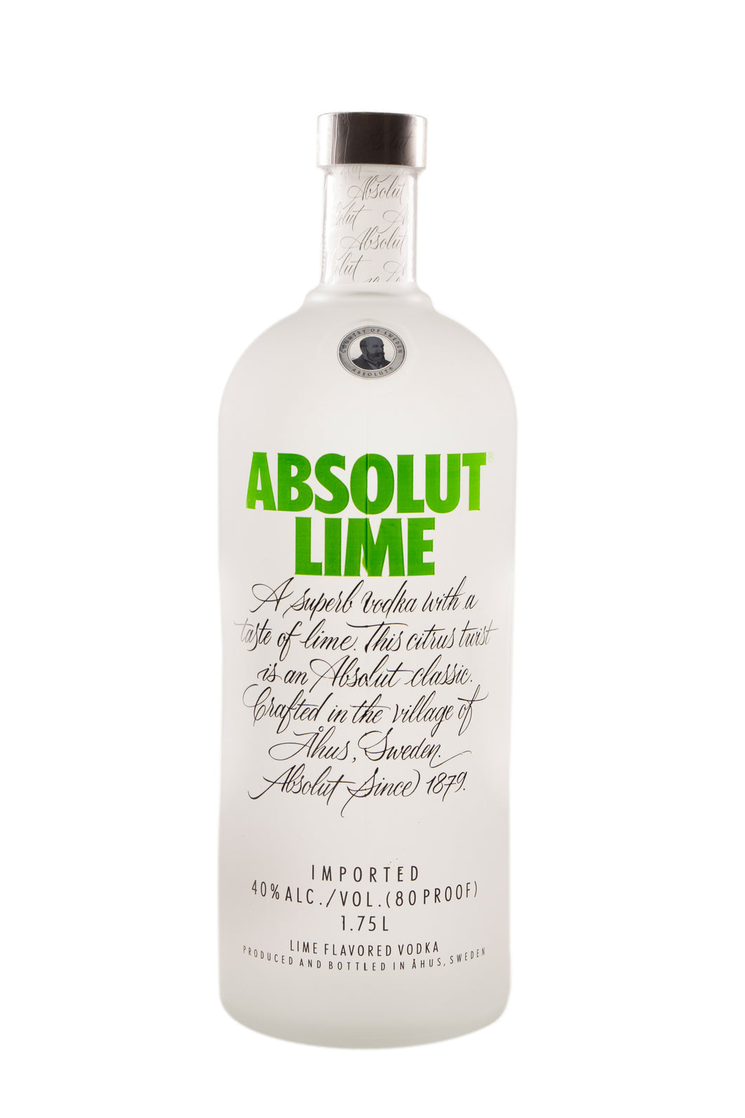 Absolut Lime 1.75L