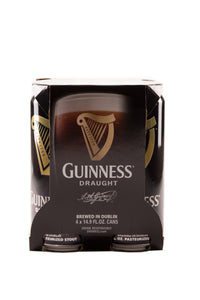 Guinness Draught 16Oz 4 Pk Can