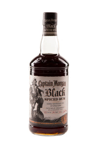 Capt Morgan Black 750