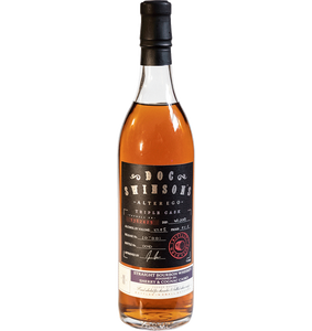 Doc Swinson's Triple Cask Bourbon Whiskey 750ml