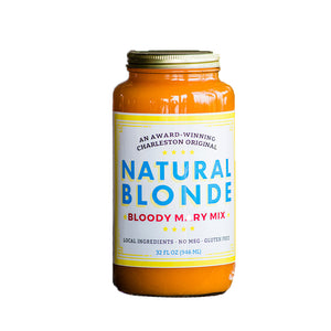 Natural Blonde Bloody Mary Mix 32oz