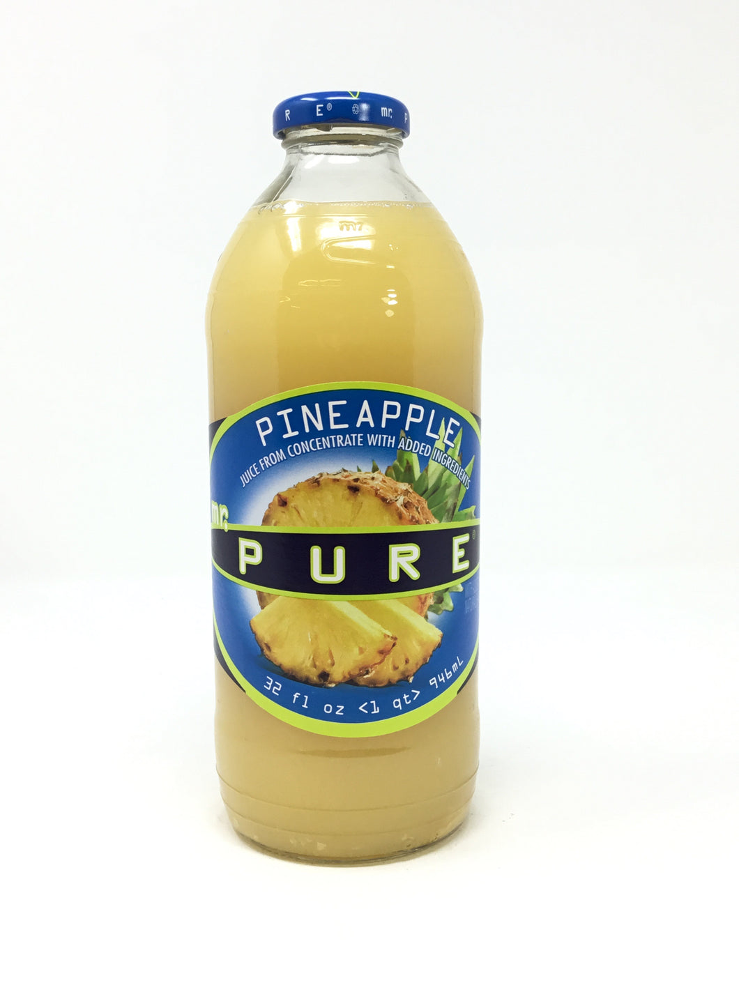 Mr Pure Pineapple Juice 32Oz
