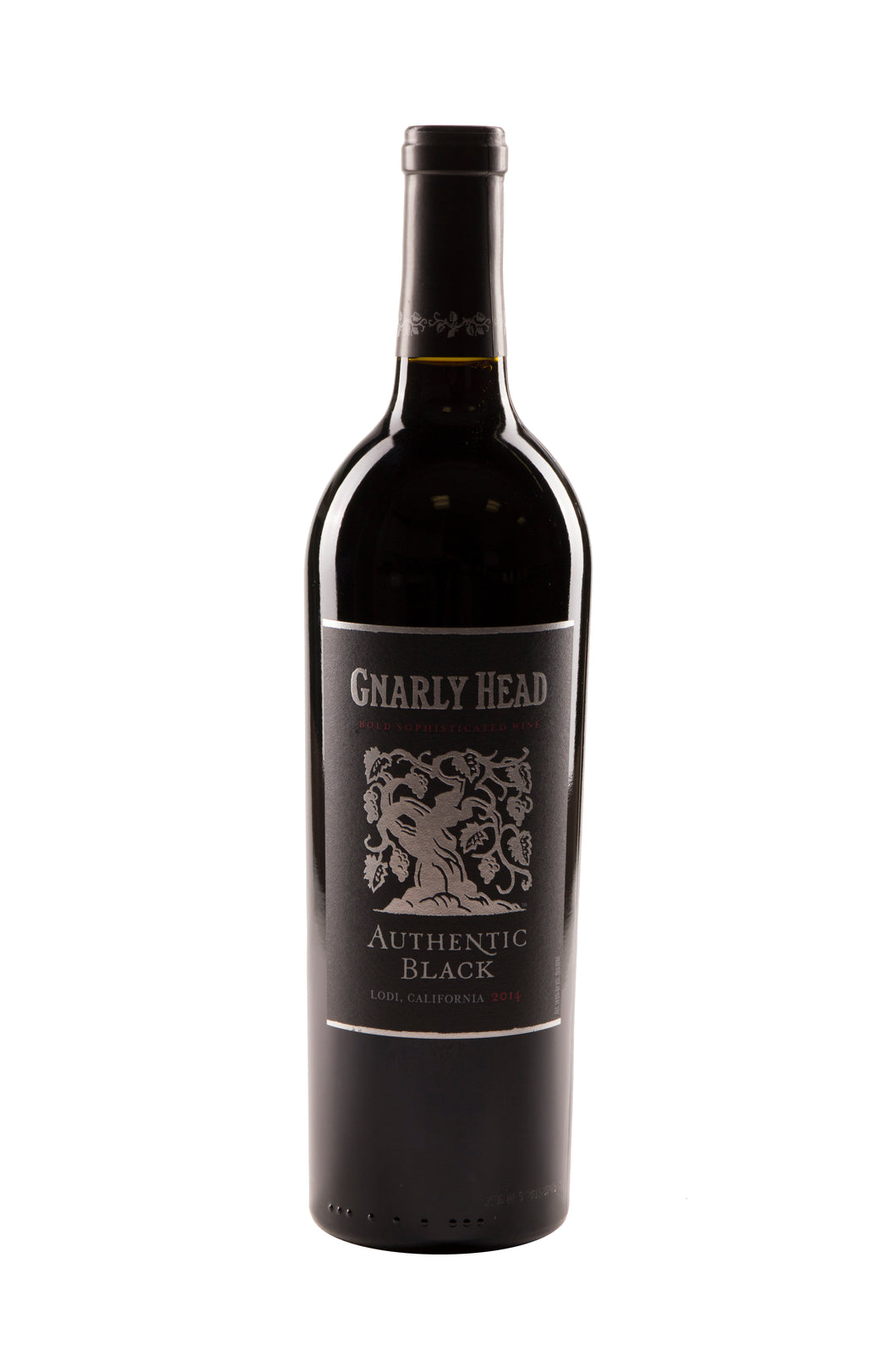 Gnarly Head Black 750Ml