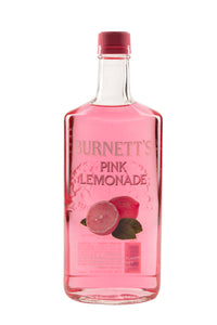Burnetts Pink Lemonade 750