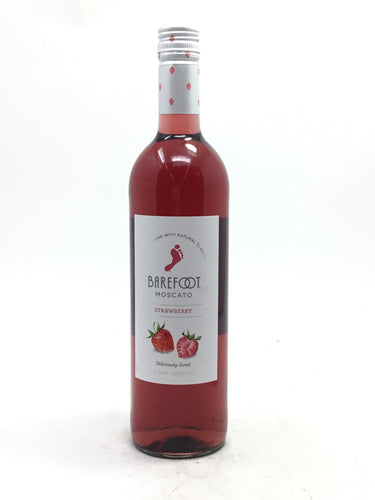 Barefoot Strawberry Moscato 750
